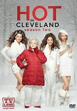 Hot in Cleveland Season Two 0097368223646 DVD Region 1 P H