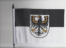 Germany Ostpreussen East Prussia Region Medium Hand Waving Flag