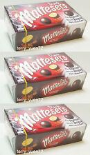 Maltesers Dark Chocolate 3 Boxes 90g