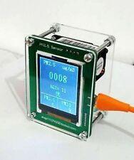 Laser PM2.5 detector air quality monitoring dust haze measurement G3 sensor TFT