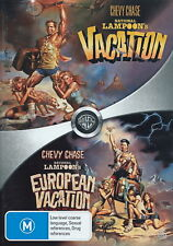 National Lampoon's Vacation / European Vacation - Comedy - 2 Disc NEW DVD