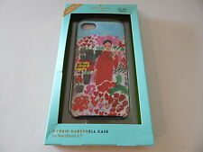Kate Spade Hybrid Hardshell Case for iPhone 7 Jeweled Floral Bella New
