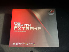 Asus ROG Zenith EXTREME x399 TR4 motherboard