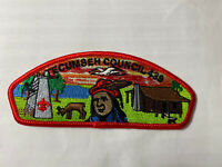 Mint CSP Tecumseh Council Ohio T-4b