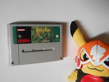 - -* SEcRET oF MANa  *-- _ FRA/SFRA _   - **   --  pOur SNES --