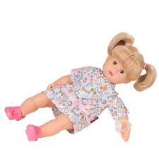 Götz Puppe Maxy Muffin Summertime 42 cm 1727186 Blaue Augen & Blonde Haare Neu