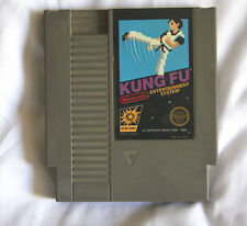 Kung Fu NES Nintendo Tested Works Cartridge Only 1984