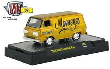 1:64 M2 Machines *MOONEYES S69 LIQUID GOLD* 1965 Ford Econoline Van HOBBY EX NIB