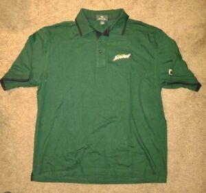 Seattle Storm Sue Bird Lauren Jackson vintage adult XL Polo shirt New WNBA
