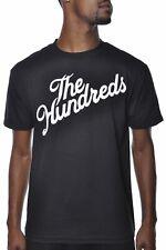 The Hundreds Forever Slant T-Shirt Mens Skatewear Black