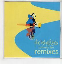 (GH360) The Penelopes, Summer Life (Remixes) - 2012 DJ CD
