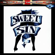 SWEET SIN - Sweet Sin +3 / New CD 1988 / 2018 Remastered / U.K. Hard Rock