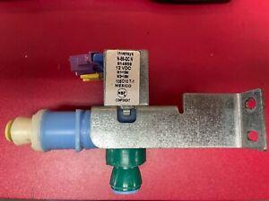 Fisher & Paykel 814859 Refrigerator Dual Icemaker Water Inlet Valve Genuine OEM