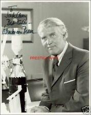 Wernher Von Braun signed photo print