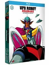 Ufo Robot. Goldrake vol.3 (2018) 3 Blu Ray