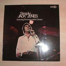 JACK JONES - Simply .... Jack Jones (Vinyl Album)