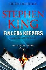Finders Keepers, King, Stephen, Very Good Book