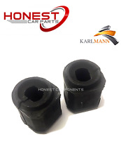 For FORD MONDEO 2000-2007 Front Anti Roll Bar D Bushes X2 Karlmann New