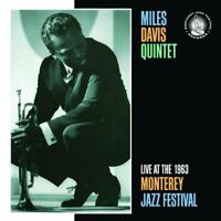 Miles Davis Quintet - Live At The 1963 Monterey Jazz Festival [CD]
