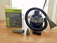 Sakura SS5311 120W Wet Dry Vacuum Cleaner