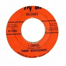 Northern Soul JAMES BROWN 45 - Tammy Montgomery - I CRIED - Try Me HEAR!