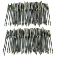50X Domestic Sewing Machine Needles Craft 11 12 14 16 18 For Singer Brother Elna
