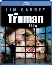 THE TRUMAN SHOW : SPECIAL EDITION (Jim Carrey) BLU RAY  - Sealed Region free