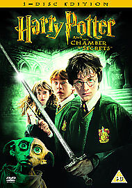 Harry Potter And The Chamber Of Secrets (DVD, 2005)