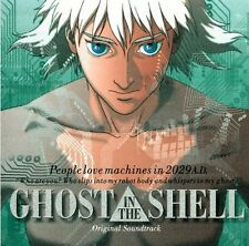 0207 GHOST IN THE SHELL STAND ALONE COMPLEX ORIGINAL SOUNDTRACK CD Music