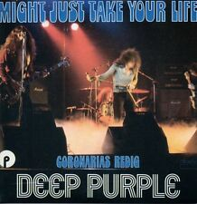 ★☆★ CD Single DEEP PURPLE Might Just Take Your Life 2-track CARD SLEEVE   ★☆★