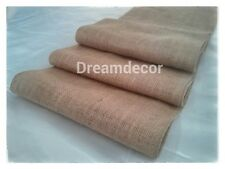 Hessian Table Runner - Great for weddings/parties - FREE POSTAGE