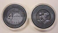 Apollo 11 40th Anniversary Medallion Contains Metal Flown to the Moon on Apollo