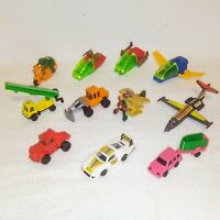 1990s Kinder Surprise Egg Toys - Vehicles / Aeroplanes / Spaceships