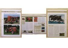 IHC Farmall-tractor remolcador FG/FS 1940 visión del mundo