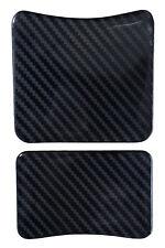 Tankpad 3D Carbon Schwarz 501963 universell passender Motorrad Tankschutz