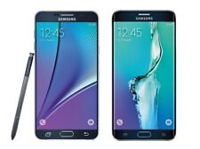 Brand New Samsung Galaxy Note 5 Black Lte 32GB Unlocked Smart Phone-1Year Wty.