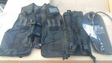 New Camelbak 4.0 CBRN Remploy Frontline Mk2 Police UKSF Black Vest Hydration Kit