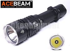 ACEBEAM L16 Cree XHP35 HI 6500k LED 2000lm USB Rechargeable Torch+18650