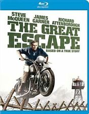 The Great Escape Blu-ray 1963 Steve McQueen