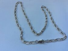 silver chain 18 inches long