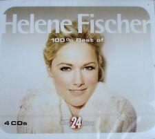 HELENE FISCHER - 100% BEST OF - 4 CD NEU/OVP