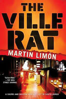 The Ville Rat Martin Limon Paperback Novel Book