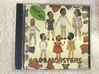 RECORTABLES CD LOS MONSTERS  NEW SEALED NUEVO UNICO EN EBAY