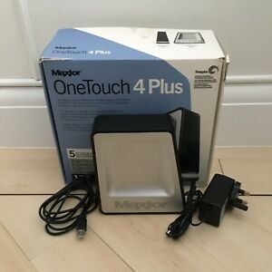 1TB Seagate Maxtor OneTouch 4 Plus External Hard Drive