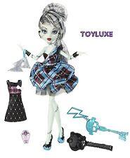Monster High SWEET 1600 FRANKIE STEIN Birthday Party Ghoul Doll Key FRANKENSTEIN