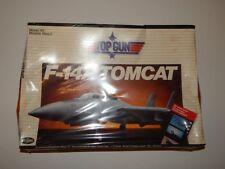 SEALED  Testors Top Gun F-14A Tomcat 1:72 Jet Model Kit Movie Top Gun RARE R1648