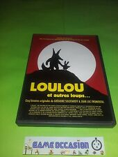 LOULOU AND OTHERS LOUPS DVD FRENCH VERSION ST ENGLISH