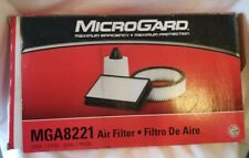 New MicroGard Air Filter MGA8221 Chevrolet, Pontiac Oldsmobile