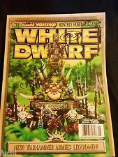 White Dwarf #280 Empire Valten & Cult of Ulrik, Space Marine Relictors rules CVR