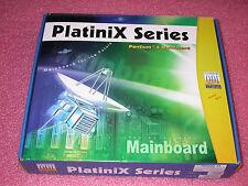 QDI PLATINIX 4X SOCKET 423 INTEL PENTIUM 4 MOTHERBOARD BRAND NEW IN RETAIL BOX
